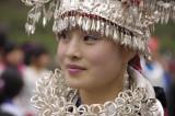 Minorities portraits  in  western China