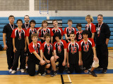 2009-2010 Durham Attack Boys 14U Black