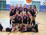 Girls 15U Red