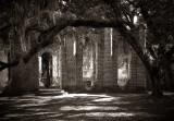 Sheldon Church Ruins 3