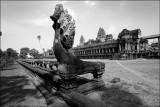 Colourful Cambodia-In Black and White