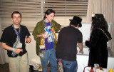 How many furs does it take to open a freezer?