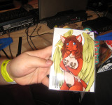 Red's Awesome Badge