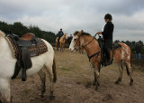 February 7 2010: They Ride Horses, Don't They..
