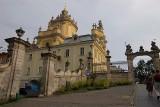 Lwów - katedra œw. Jerzego
