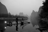 China in Black & White