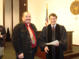 Graham and the judge