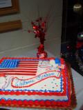 Graham's cake