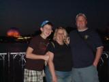 Family at Epcot