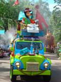 Goofy-mobile