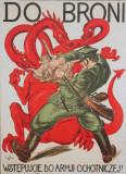 Polish propaganda poster, 1920