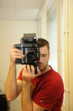 Oliver and the Nikon F2