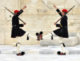 Guard danse