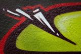 Graffitis, rue de Rouen, à Montréal.