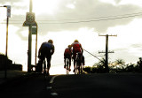 Early Morning Riders