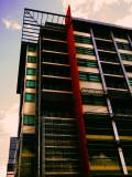 New apartment blocks