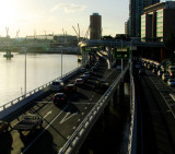 Hometime - North Quay in Brisbane