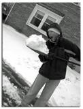 Snow Shovel Dan