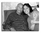 Granddad Lewis and Jen