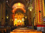 Morelia Cathedral Chapel