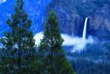 Bridal Veil Falls Fog
