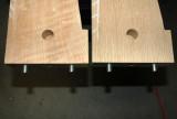 19 stretchers w alignment pins
