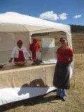 Catered by Cicciolina's of Cusco