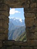 The Inca Trail to Machu Pichu