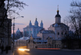 The city of Smolensk