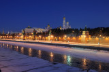 Moscow night shots