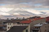 Roofs of Erzurum