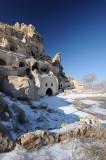 Cappadocia. Town of Uchisar
