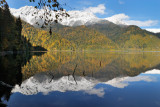 Republic of Abkhazia, Riza lake