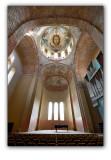 republic of Abkhazia, concert hall inside Pitsunda Cathedral