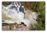 Sochi, waterfalls on Zmeika river