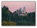 republic of Abkhazia, New Athos Monastery Novy Afon)