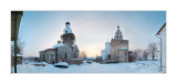02.12.2007 Vladimir region, town of Kirzhach, Saviour, Annunciation Monastery