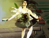 Dancer with Gardenia