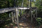 Other side of bridge