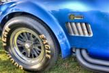 1965 F-4 Shelby Cobra  - Huge Headers