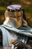 Knight in Full Attire
