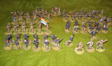 Entire Warlord Army