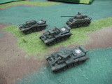 LW British Rifle Co, 50th Div Tyne & Tees