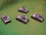 Czech T-38 tanks