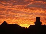 11 December - fiery morning