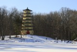 4.  Of all things, a Buddhist Retreat.