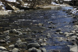 7.  Rocks and ripples.