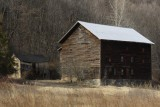 9.  Old barn and shed.