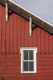 11.  A barn at the Bronck farm.