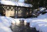 12.  A bridge over Artists' Falls